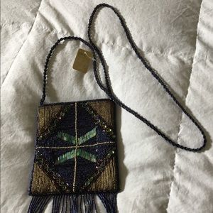 Vintage ERMO Collection Beaded purse